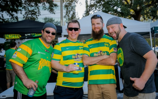 The 10 Places to Pregame for the Tampa Bay Rays or Rowdies This Summer