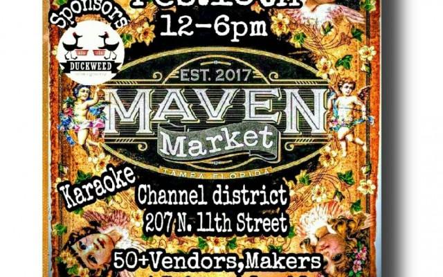 Maven Market Channel District
