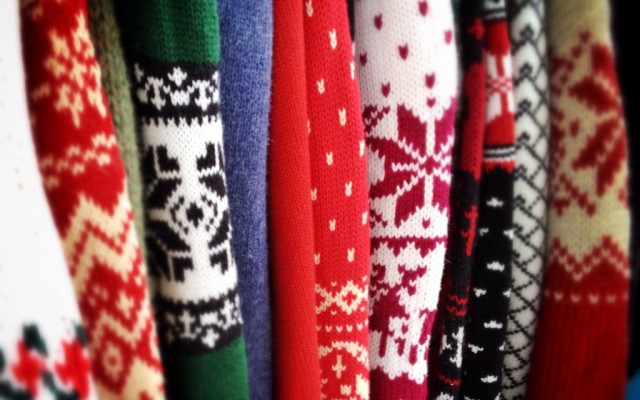 Ugly Christmas Sweater Parties in Sarasota