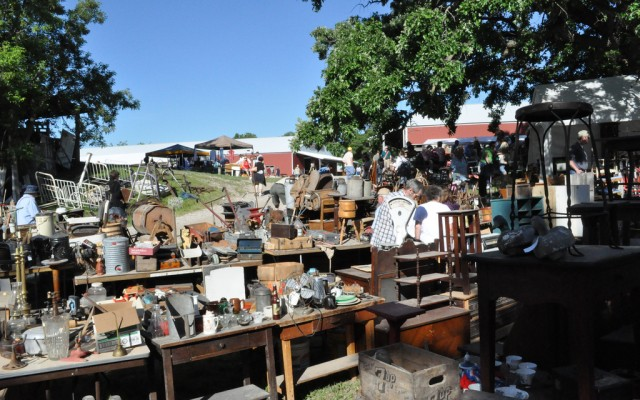 Webster's Flea Market