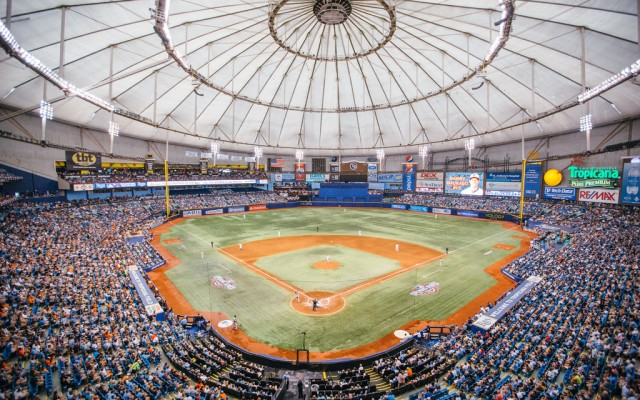 College Days with the Rays Bring Noles, Gators, Spartans, Bulls to Tropicana Field