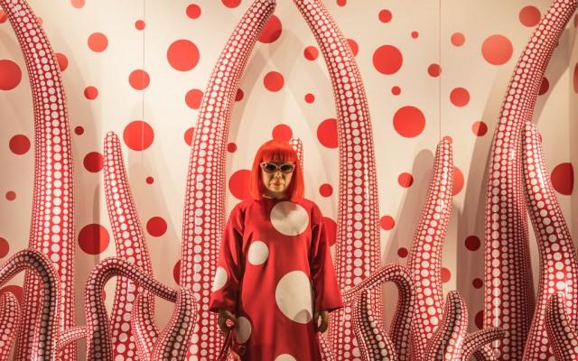 Yayio Kusama's Trendy Infinity Rooms Exhibit at Tampa Museum of Art Through February 2019