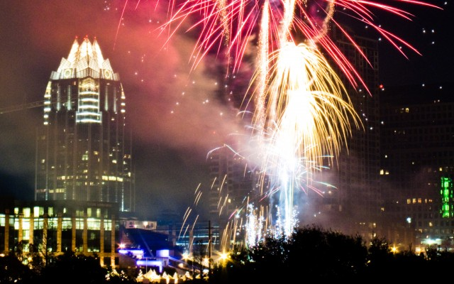 Check Out the Hottest New Year's Eve Parties in Austin!