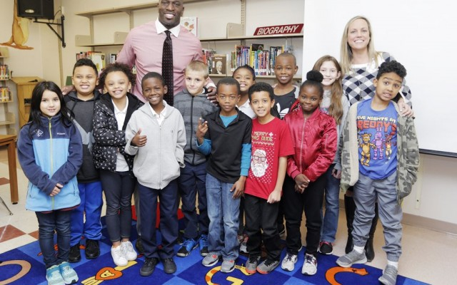 WWE Superstar Titus O'Neil Helps Bring Tampa Students To Attend Marvel's Black Panther