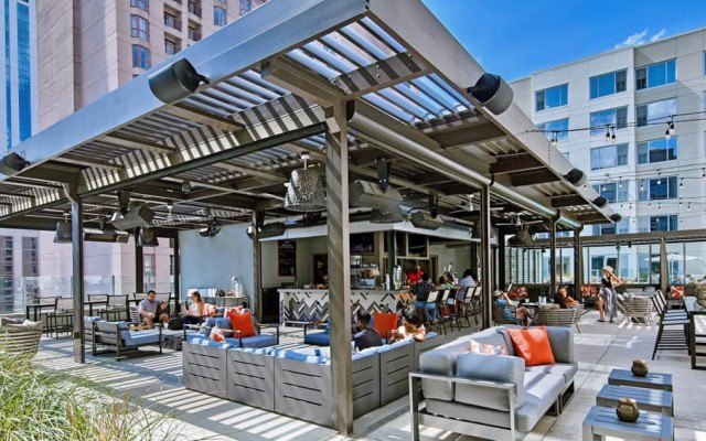 Drink on Top of the World at the Best Rooftop Bars in Atlanta