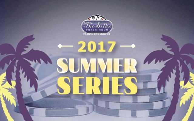 Summer Series 2017 at Silks Poker Room