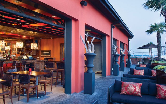 Best Hotel Bars in Savannah