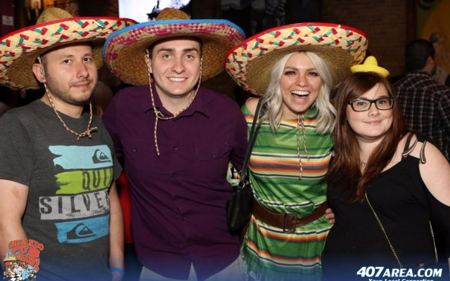 The Best Cinco De Mayo Parties In Orlando