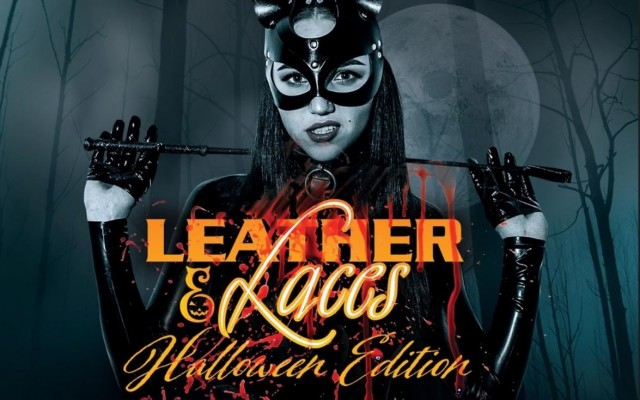Leather & Laces Halloween Party
