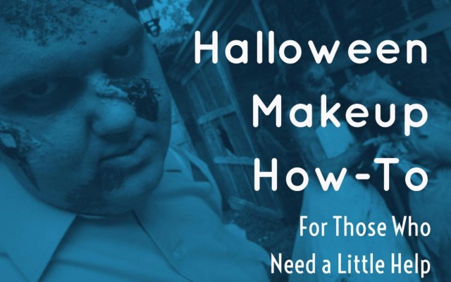 Halloween Makeup How To | Feeling inept at that kind of thing?