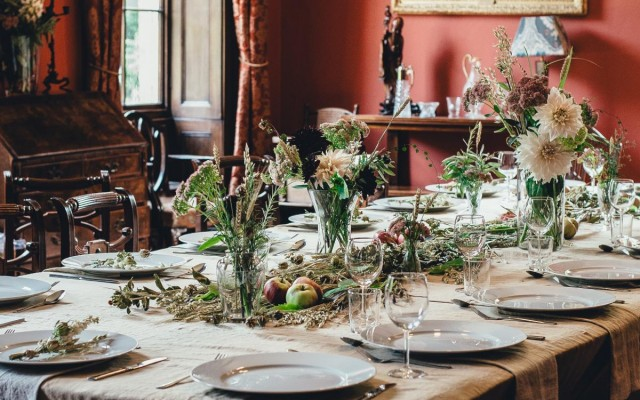 Fine Dining Restaurants in Austin with Private Rooms for Your Holiday Party!