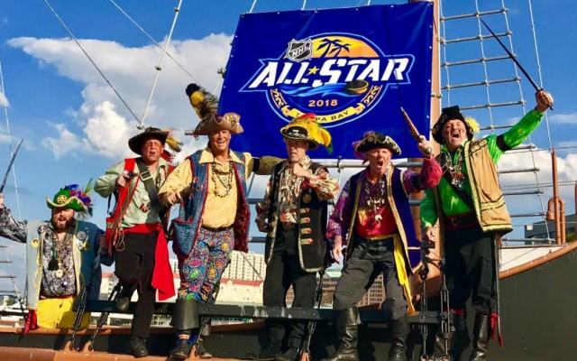 The 813area Podcast Episode 1: Gasparilla & The NHL All-Star Game 2018 in Tampa with Rob Higgins