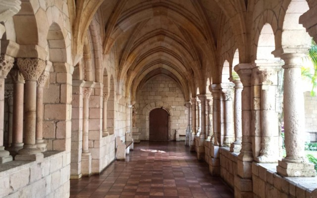 The Ancient Spanish Monastery in Miami