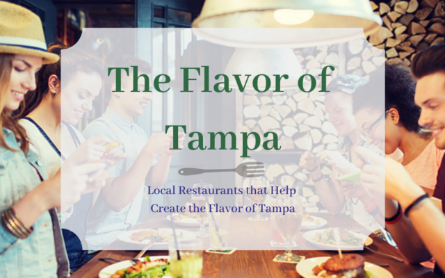 20 Extraordinary Restaurants That Create the Flavor of Tampa