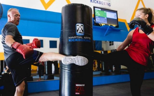 MA Fitness Kickboxing Keeping Bay Area Residents in Shape