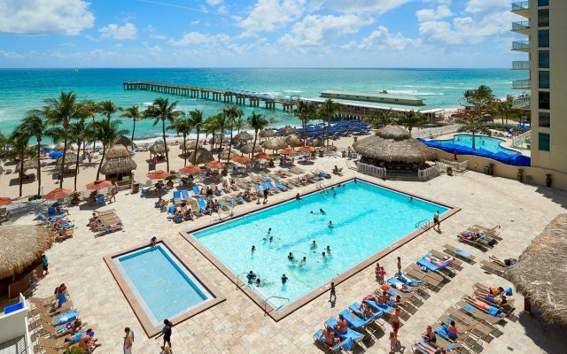 The Newport Beach Hotel & Resort is one of Miami's Best All-Inclusive Resorts