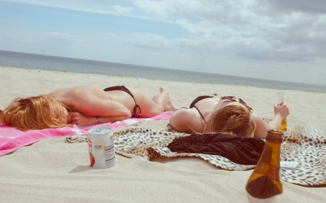 Best Places to Get a Tan in Tampa
