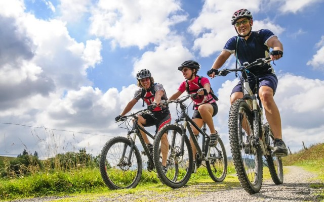 Premier Biking Trails in Tampa