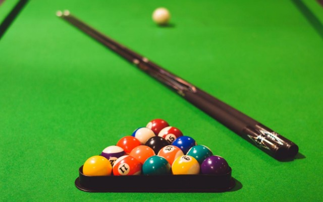Billiards and Pool Halls in St. Pete and Clearwater