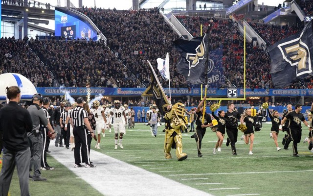 UCF Fans May Finally Be Ready for the Big Time