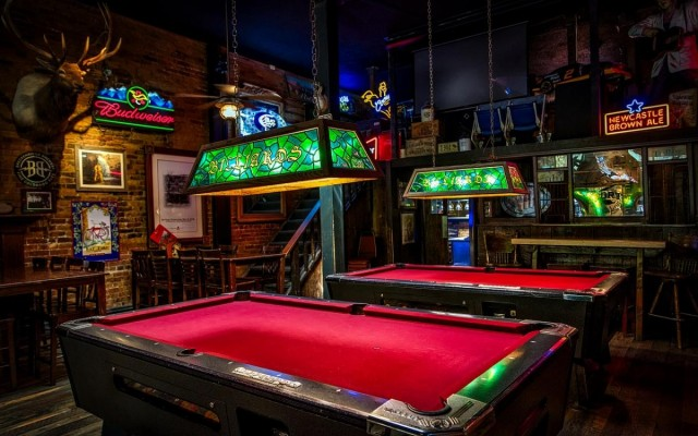 The Best Sports Bars in Fayetteville