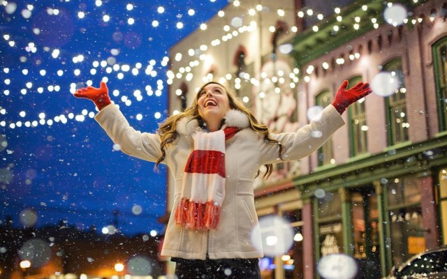 Where to See Holiday Lights in North Central Florida