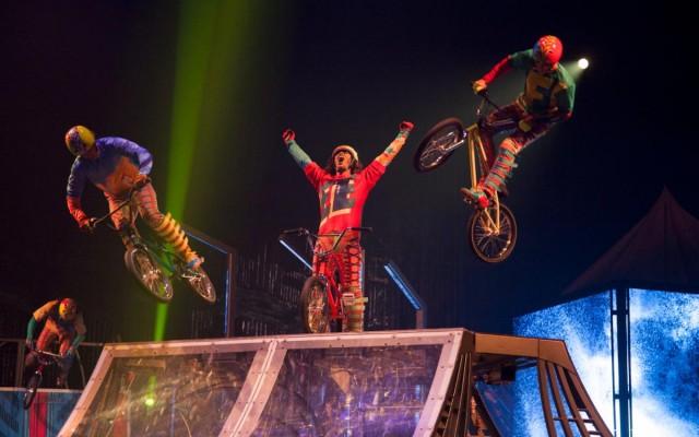 Cirque Du Soleil VOLTA™ Opening on Valentine's Day 2018 in Tampa