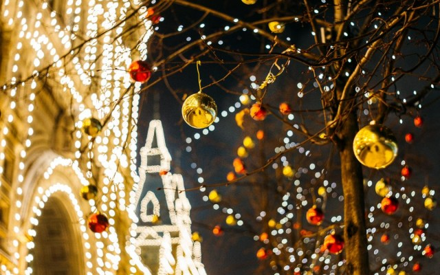 Where to See Christmas Lights in Miami