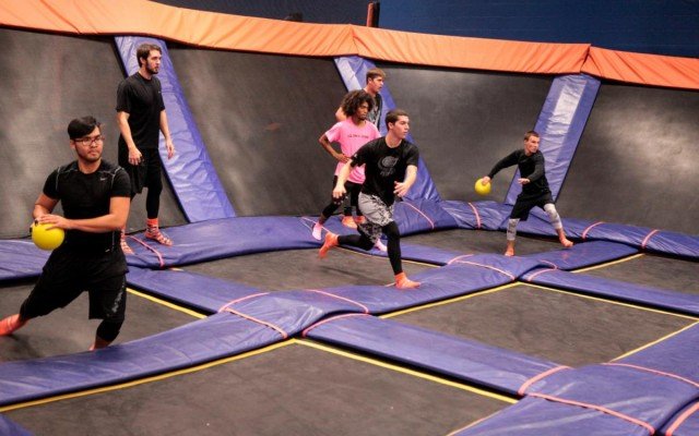 Sky Zone in Lee's Summit Is Indoor Fun For the Whole Family!