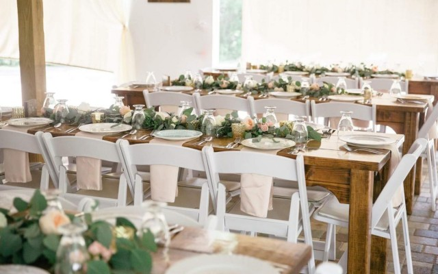 Rustic Wedding Venues in Brooksville