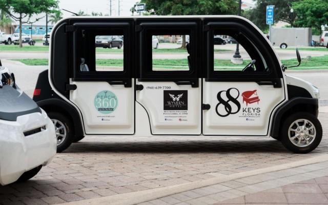 New Nickel Rides Make It Fun to Patronize Downtown St. Pete