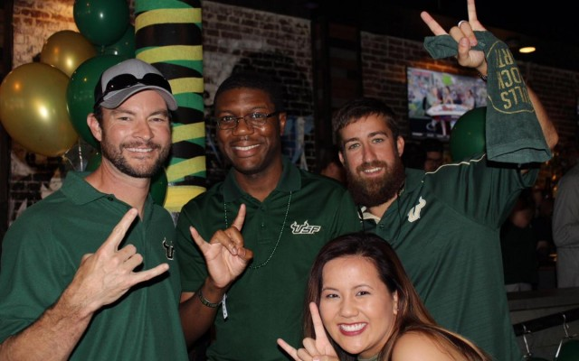 Kickoff the Fall With USF Bulls Block Party in Ybor on August 25th