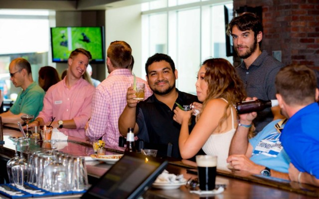 813area Launches Localite Program at District Tavern