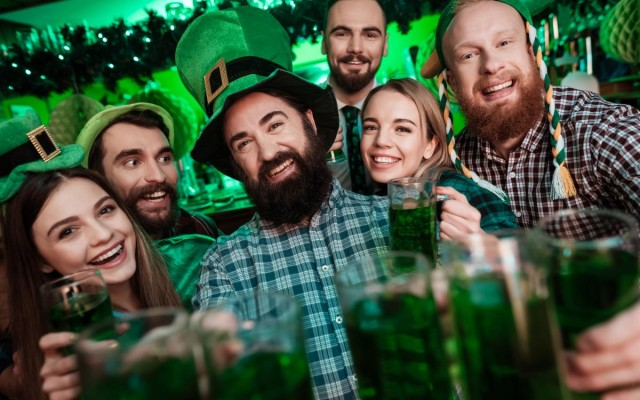 St. Patrick's Day Events in Wilmington