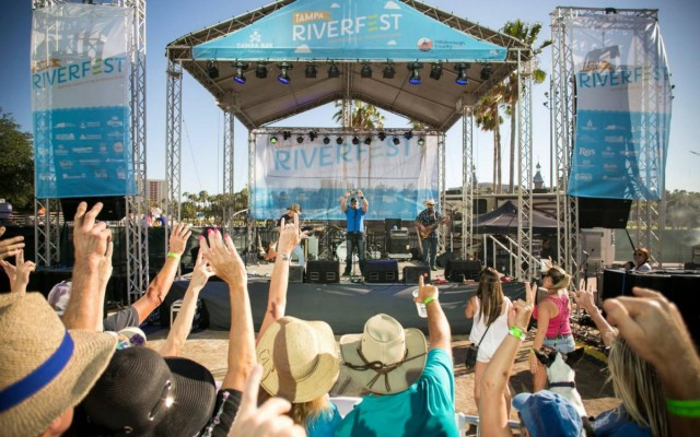 2019 Tampa Riverfest: Come Celebrate Downtown's Waterfront with FREE Events!