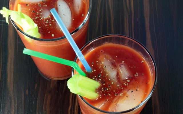 Bottomless Bloody Mary Brunches in St. Petersburg and Clearwater