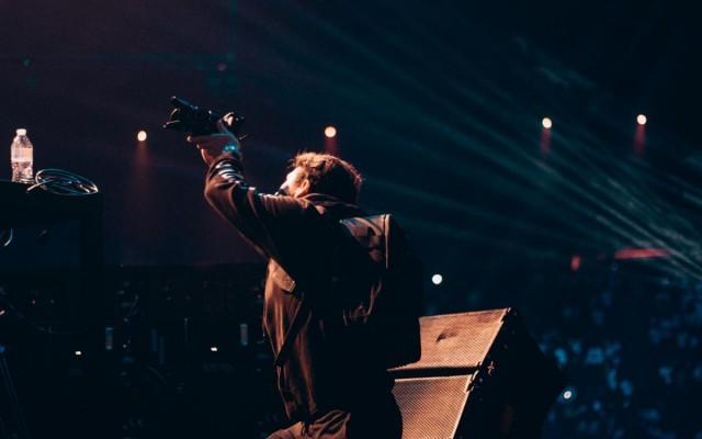 Dance Gavin Dance Rocks The Ritz for their 2019 Artificial Selection Tour, Saturday, April 27