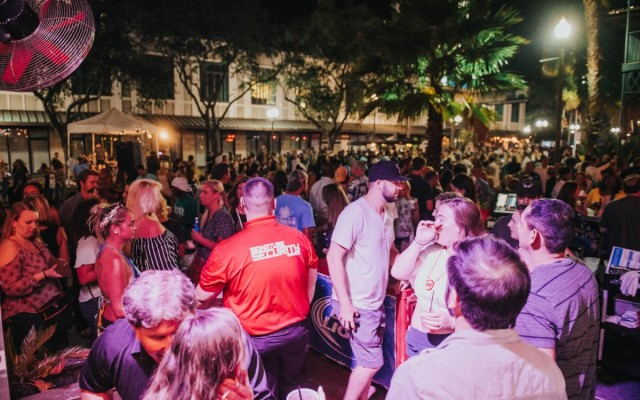 Our Guide to First Friday: Downtown St. Petersburg's Biggest Block Party!