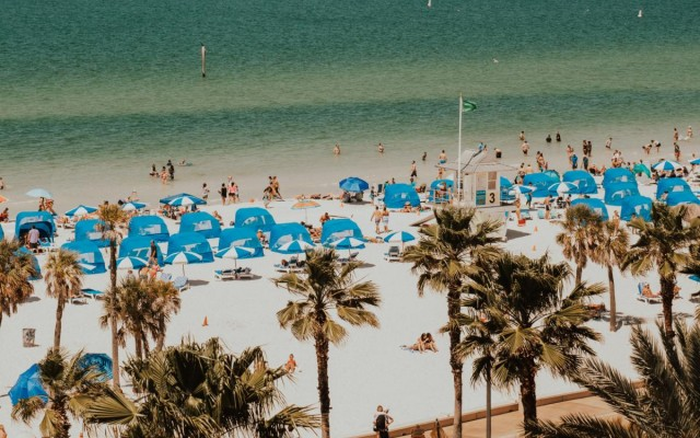Staycationing in St. Petersburg and Clearwater