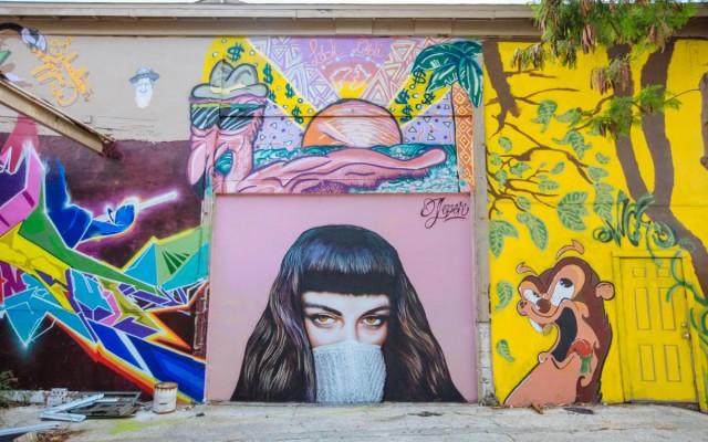 Artsy Neighborhoods in St. Petersburg and Clearwater