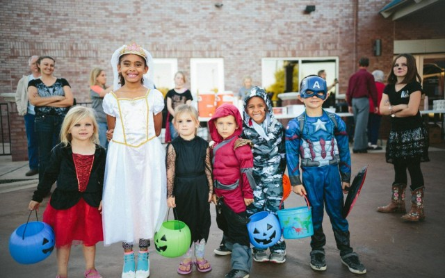 Family-Friendly Halloween Events in Savannah