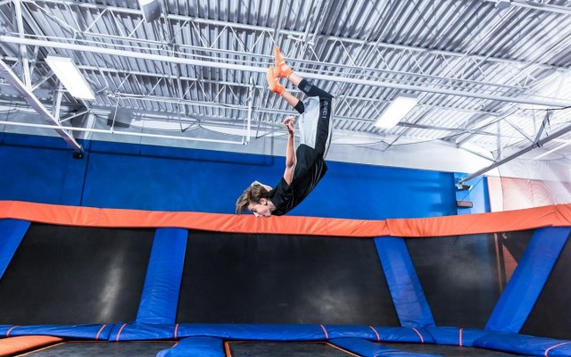 Jump at Sky Zone Fort Myers This November for Their Month of Thankfulness and Help A Local Charity