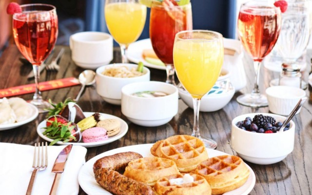 Wake Up To the Best Brunch in Houston