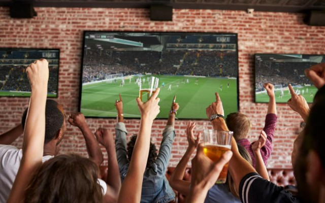 Best Sports Bars in Charlotte   NFL Sunday Ticket & More