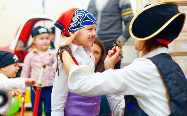 Celebrate the Return of Gasparilla at the Children's Gasparilla Parade and Extravaganza!