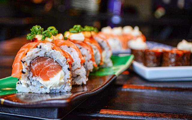 Roll On Down To the Best Sushi in Sarasota