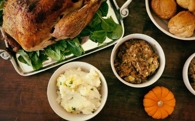 Thanksgiving Dinner To-Go in Sarasota and Bradenton