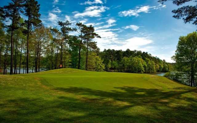 Great Golf Courses in Tampa for Father's Day