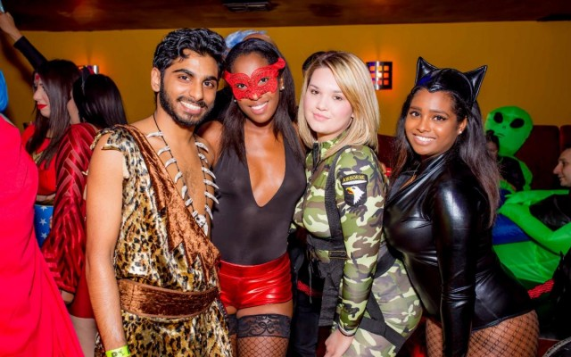 Best Places to Party on Halloween Night in Tampa