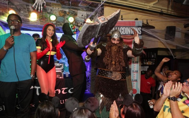 Best Places To Party on Halloween Night in Orlando